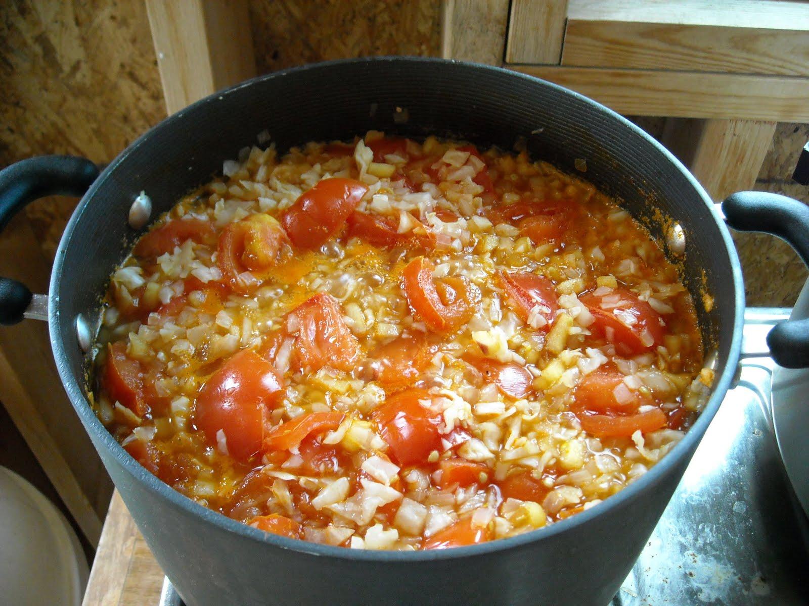 Рецепта за чорба със зеленчуци