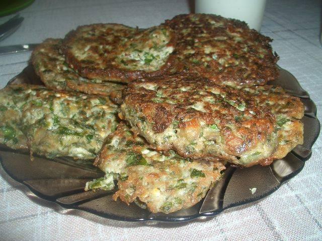 Рецепта за Магданозени кюфтета