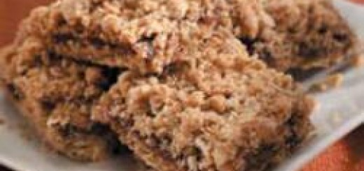 Сладки от овесени ядки