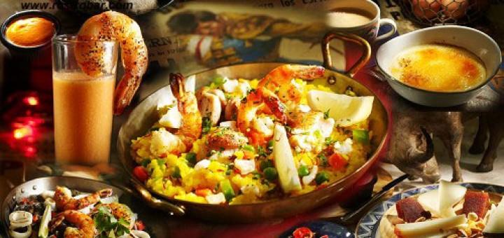 Магията на испанската кухня