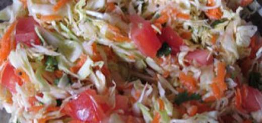 Пъстра лятна салата