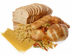 Хляб, тестени изделия и зърнени храни