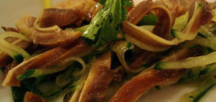 Рецепта за Свински уши на фурна