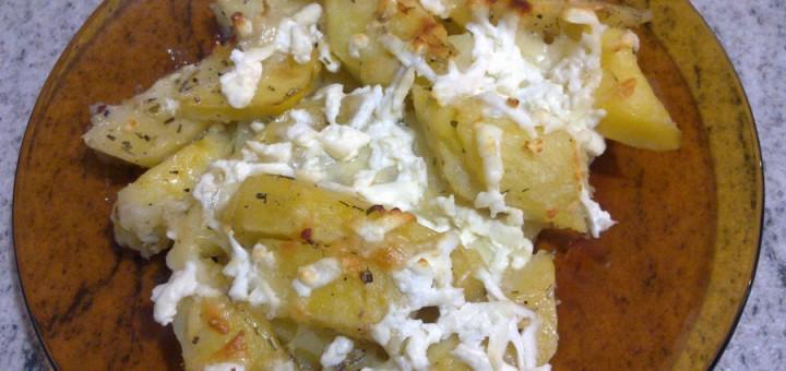 Запеканка с картофи