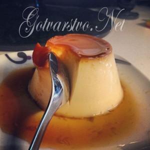 Карамелизиран десерт