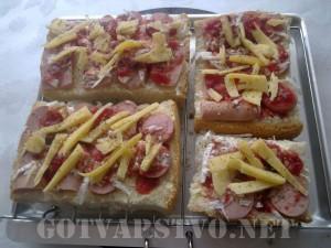 Сандвич за закуска