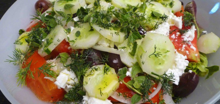 Подходящи салати за ракия