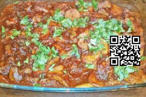 Рецепта за Кавърма със свинско месо и лук