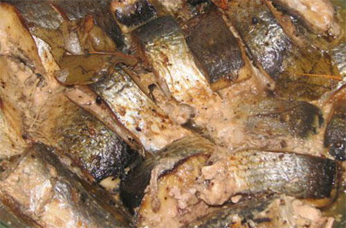 Стерилизирана консерва от риба