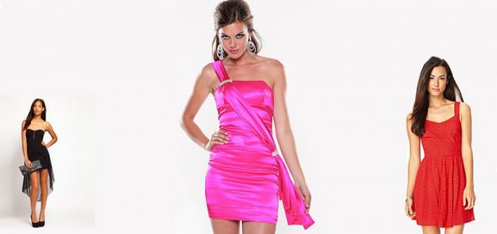Къси рокли