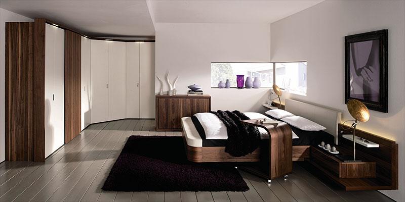 Дизайн на спални комплекти