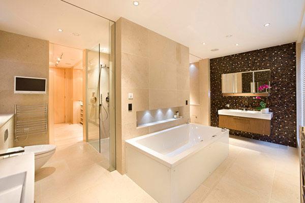 По-хармоничен и уютен интериор в банята