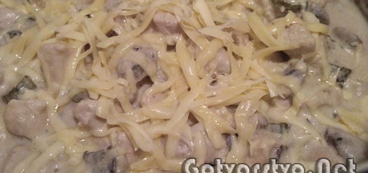 Класическа рецепта за пиле Жулиен
