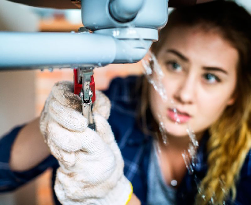 Съвети как да поправите течащия кран