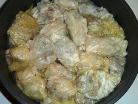 Рецепта за зелеви сърми с ориз