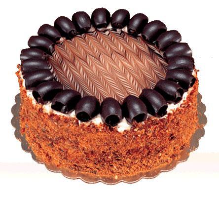 Вкусна и красива торта за Вашия празник или почивния неделен ден
